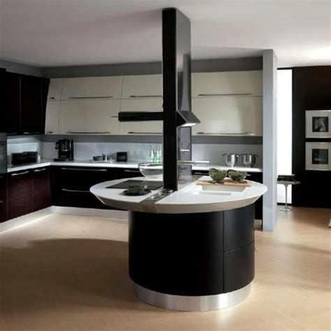 cuisine ilot centrale design ilot central cuisine design 4 joli design moderne ilot
