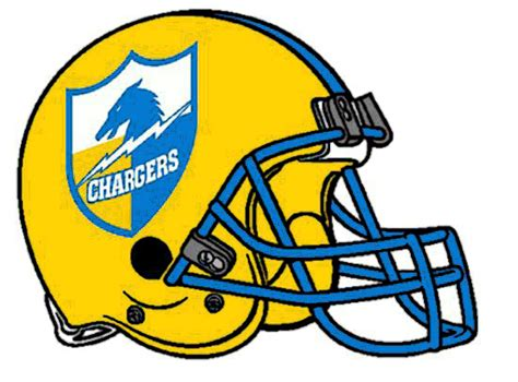 San Diego Chargers Concept Helmets, Logo
