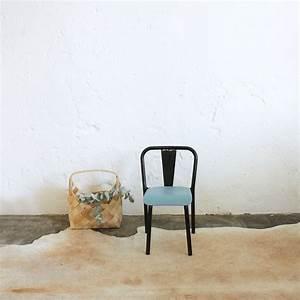 Chaise Enfant Vintage : petite chaise style tolix atelier du petit parc ~ Teatrodelosmanantiales.com Idées de Décoration