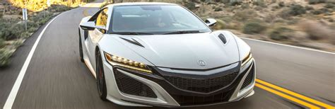 how fast is the top speed of the 2017 acura nsx