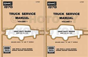 1978 Gmc Chevy Ck Wiring Diagram Original Pickup Suburban Blazer Jimmy