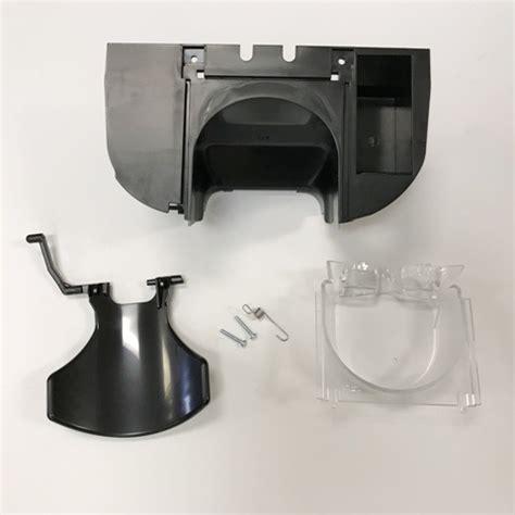 wrx ge dispenser door housing kit appliance parts distributors