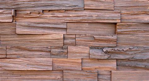 Wandpaneele  Holz Eucalyptus Thermobehandelt Schiefer