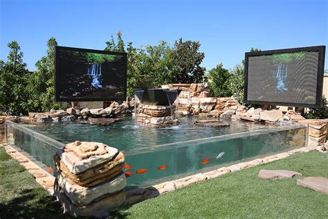 ?Tanked? stars create over the top ponds for Las Vegas homes ? Las Vegas Review Journal