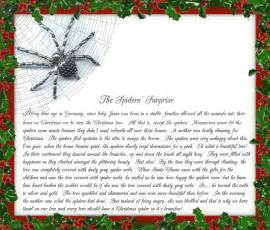 traditions from my family to yours the spider traditions