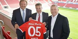 Möbel Martin Mainz : m bel martin wird partner von mainz 05 ~ Frokenaadalensverden.com Haus und Dekorationen