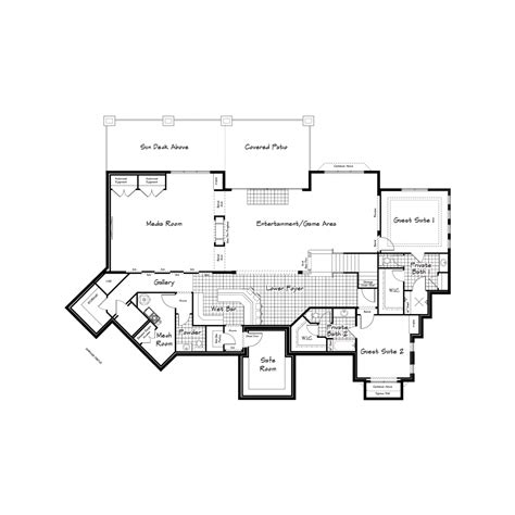 custom home floorplans luxury home floor plans custom floorplans house brilliant