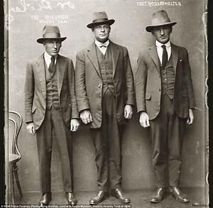 Amazing Police Mugshots of 1920s Criminals Arrested in ...