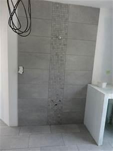 Panneaux D Habillage Pour Rénover Sa Salle De Bains : douche italienne galet au sol ideas for the house ~ Melissatoandfro.com Idées de Décoration