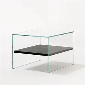 Petite Table En Verre : petite table basse en verre id es de d coration int rieure french decor ~ Teatrodelosmanantiales.com Idées de Décoration