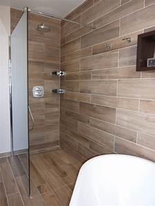 MCO Productions : Salle de bains : douche à l italienne, baignoire
