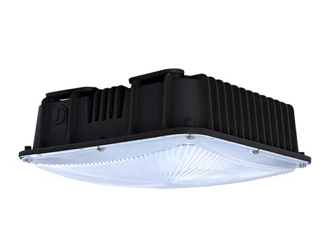 Led Canopy Light Fixtures by 50w Led Canopy Light Gas Station Lighting Fixtures
