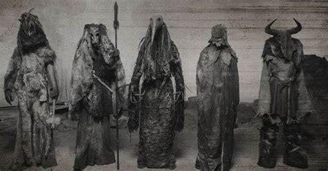 terrificanti creature delle leggende dei nativi