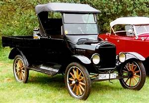 Cool Old 1923 Ford Model T