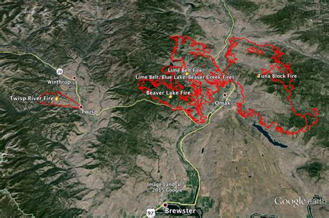 After Summer Wildfires, Methow Valley United, Undeterred
