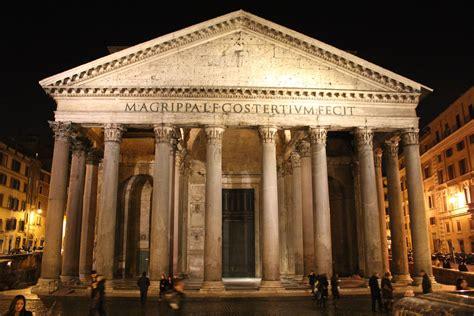 Ingresso Pantheon by Pantheon Romeeye