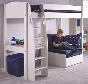 Bauen Für Kinder : hochbett selber bauen mehr als 100 ideen und ~ Michelbontemps.com Haus und Dekorationen
