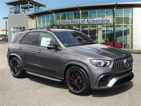 Quality & durability backed by our 10 year/100,000 mile limited powertrain warranty. New 2021 Mercedes-Benz GLE AMG® GLE 63 S SUV SUV in Alexandria #MA279628 | Mercedes-Benz of ...