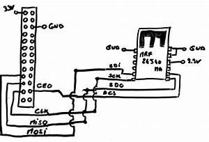use spi port on raspberry pi disk91com technology blog With wiringpi blog