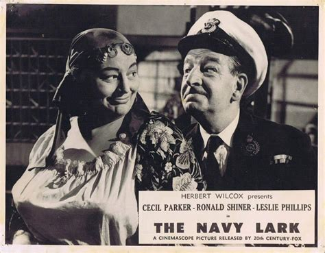 the navy lark lobby card 1 hattie jacques ronald shiner
