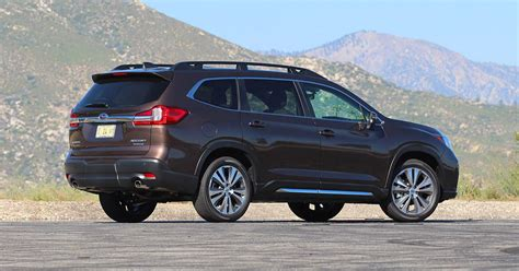 Subaru Ascent Review by 2019 Subaru Ascent Is A Well Rounded Family Hauler Roadshow