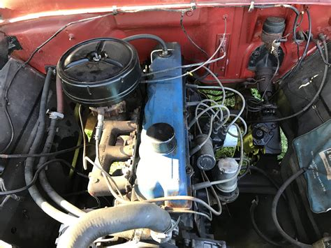 Ford 300 Ci 6 Cylinder Engine Diagram by Ford F 100 Questions Trying To Figure Out Which Engine I