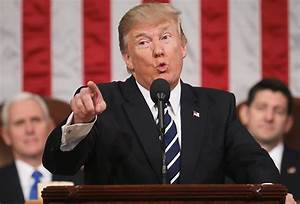 President Trump's Joint Address To Congress — Worst ...