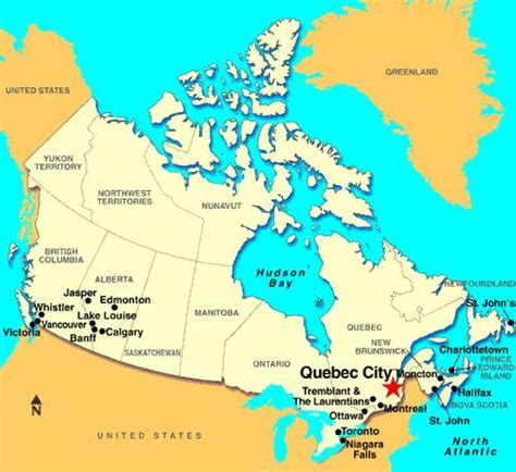 quebec city  map map  quebec city  quebec canada