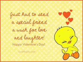 Special Friends Valentine's Quotes