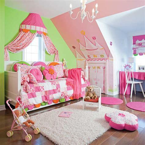 chambre fille princesse déco chambre princesse