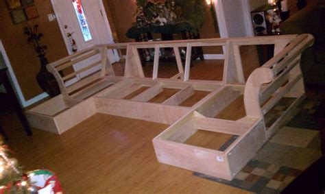 build a chaise frame from scratch outdoors and