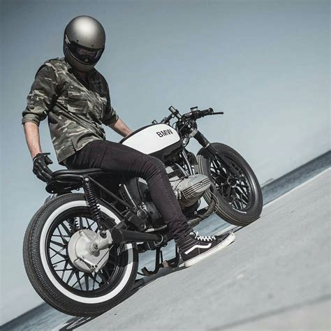 a 78 bmw r45 cafe racer cafe racers culture