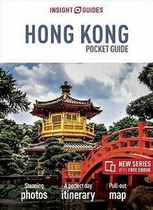 Insight Guides Hong Kong Pocket Guide