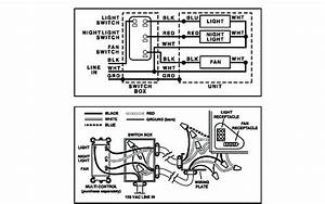 Broan Bathroom Fan Wiring Diagram Collection