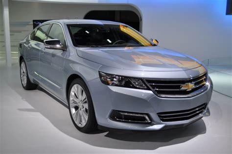 2014 Chevrolet Impala Live Photos 2012 New York Auto Show