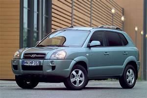 Hyundai Tucson 2 0 Crdi Styleversion 4wd  Manual  2004