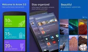 Microsoft met à jour Arrow Launcher pour Android
