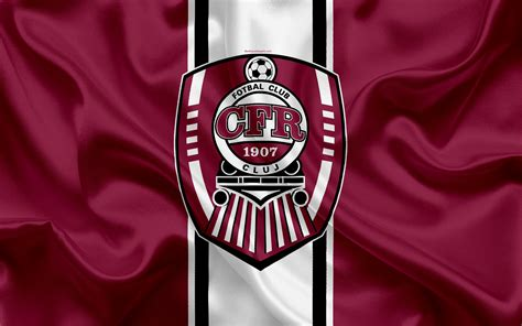 Cfr cluj were deducted 24 points by the romanian football league because of their inability to deal with spiralling debts. Download wallpapers CFR Cluj FC, 4k, Romanian football ...
