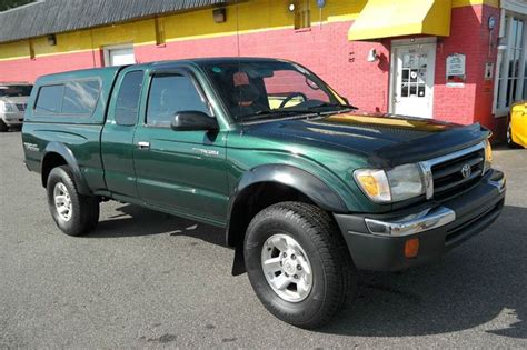 2000 Toyota Tacoma Mpg by 2000 Toyota Tacoma 4wd Extended Cab Sb In Fredericksburg