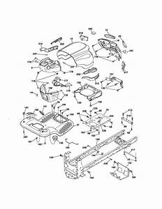 Craftsman Model 917288570 Lawn  Tractor Genuine Parts