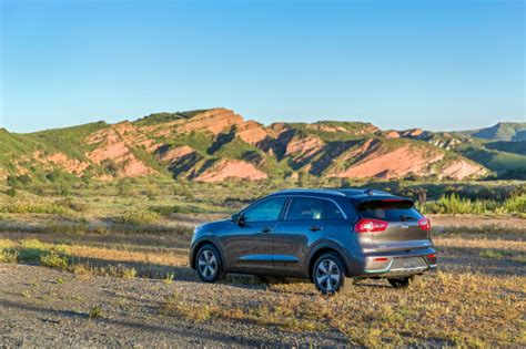 2018 Kia Niro Plug-in Hybrid Ex Review Update