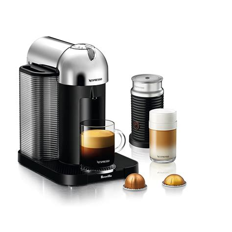 The coffee maker works with *both* keurig and nespresso pods. Best single-serve coffee makers for a quick caffeine fix