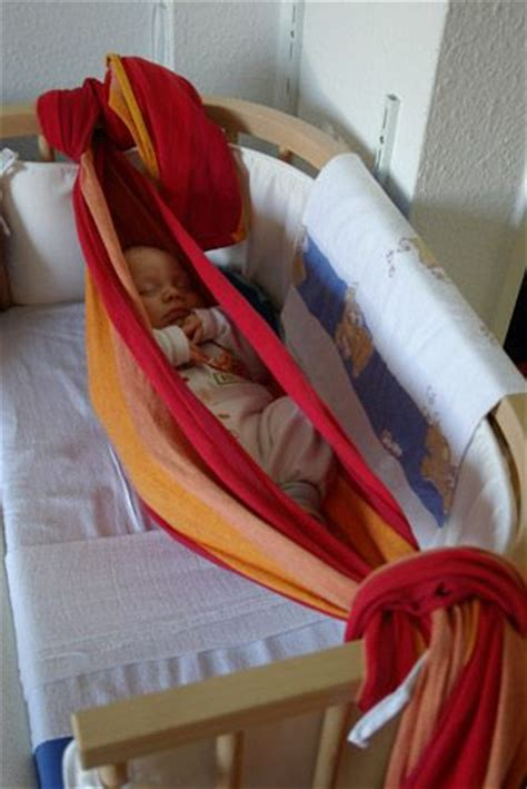 Hammock Baby Bed by Brilliant My Two Youngest Prefer Napping Outside In The