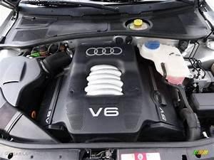 2000 Audi A4 2 8 Quattro Sedan 2 8 Liter Dohc 30