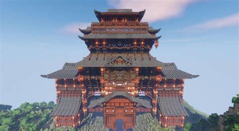 asian fantasy minecraft map minecraft projects minecraft japanese house minecraft