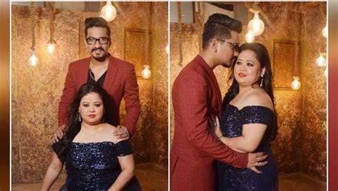 Bharti Singh And Harsh Limbachiyaa's Pre-Wedding ...