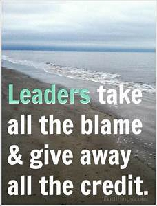 True Leadership Quotes. QuotesGram