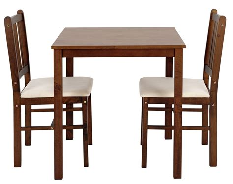 sale on home kendall solid walnut dining table 2 chairs