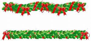 Holly Garland Clipart (59+)