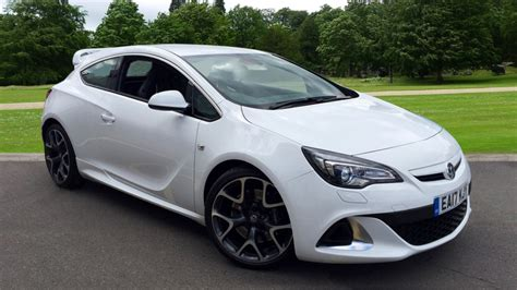 vauxhall white used vauxhall astra gtc cars for sale motorparks
